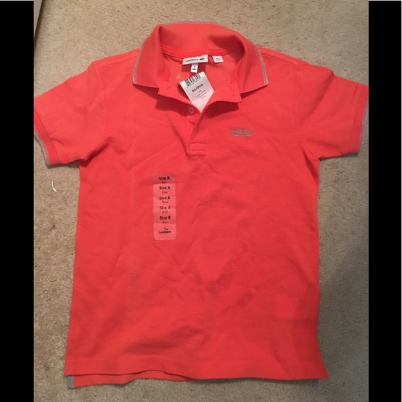 7024c4417ac5 Authentic Lacoste polo shirt NWT   FLASH SALE